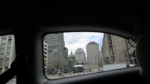 Montréal dal finestrino